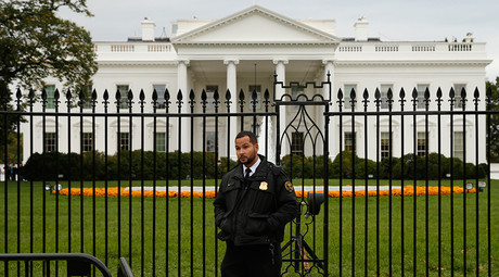 Child cancer event shut down outside White House by Secret Service