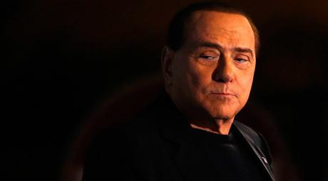 Berlusconi & 5 other renowned figures non grata in Ukraine