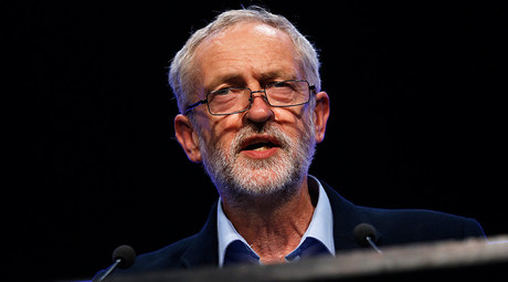 The new leader of Britain's opposition Labour Party Jeremy Corbyn © Peter Nicholls