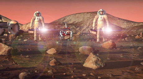 NASA safety panel throws major shade on space agency's Mars plan