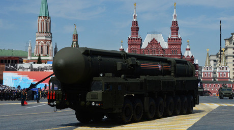 Five cool weapons showing why the world can't ignore Russia (PHOTOS)