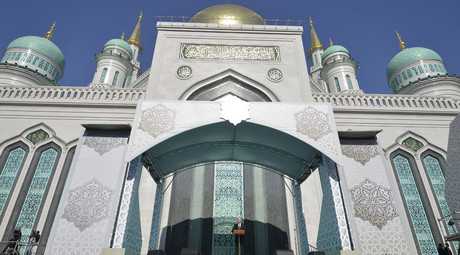 One of Europe's largest mosques opens in Moscow (PHOTOS, VIDEO)
