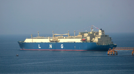 China becomes world's second-largest LNG importer