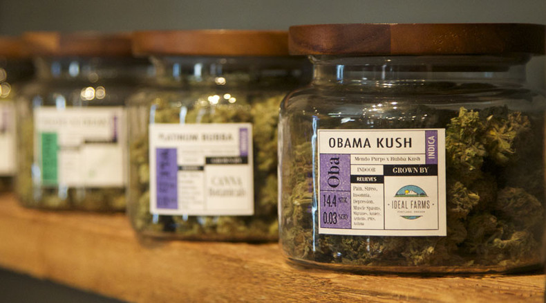 Recreational marijuana sales now legal in Oregon as state removes old pot violations