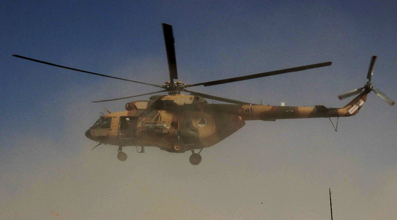 Afghan forces recapture key parts of Kunduz from Taliban – officials