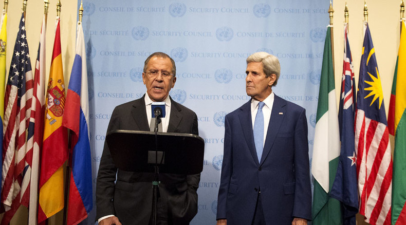 'Huge propaganda war' going on to discredit Russian anti-terrorist efforts in Syria