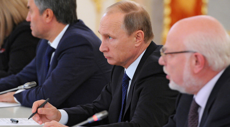 Putin: Claims Russian jets killed civilians in Syria emerged before airstrikes started