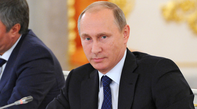 Putin promises amendments to controversial 'foreign agents law'