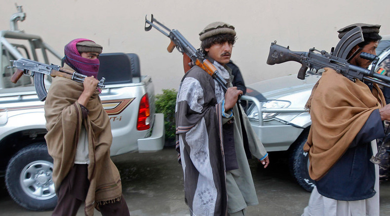 Taliban insurgents seize 4 districts in Afghanistan – local media