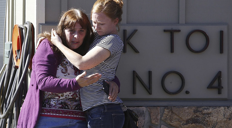 10 people killed in #UCCShooting, many injured
