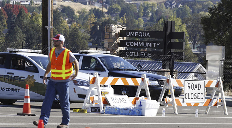 #UCCShooting: 13 weapons, some purchased legally, recovered at shooter's