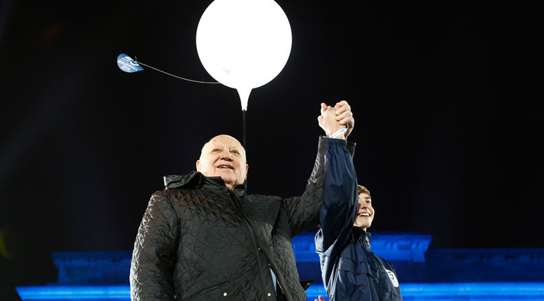 Gorbachev calls for Russia-Germany alliance 'for common European good'