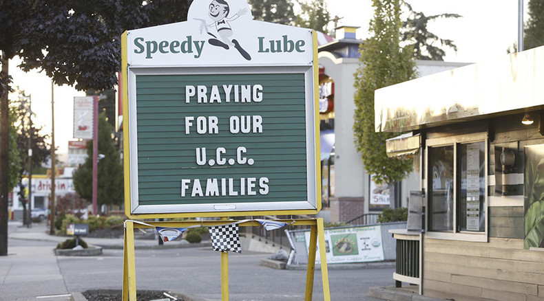 Deadly tragedies like #UCCShooting are frequent in the United States