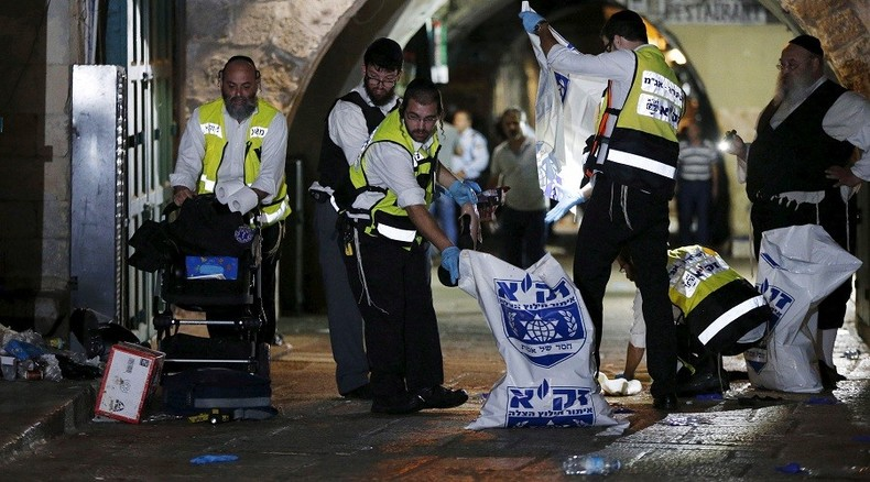 Israeli teenager injured in 2nd stabbing attack in Jerusalem