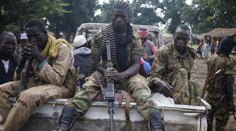 Washington's hidden hand in Central Africa bloodshed