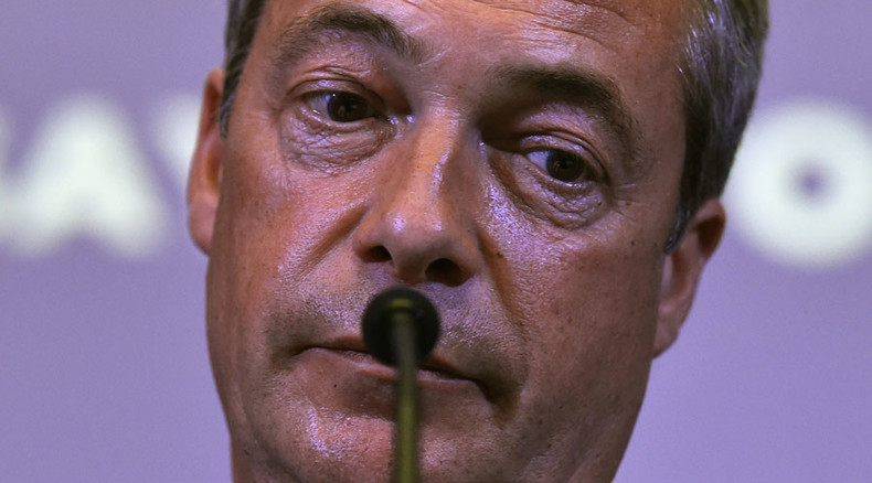 Farage accused of using EU money to fund 'Say No to EU' tour
