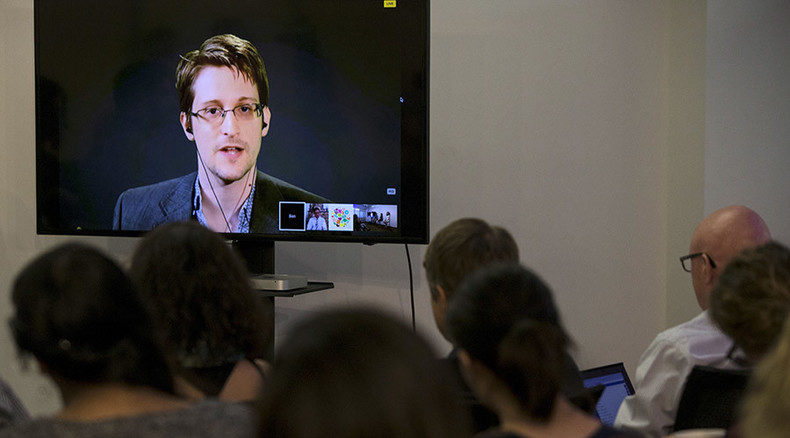 Snowden willing to serve prison time for US return