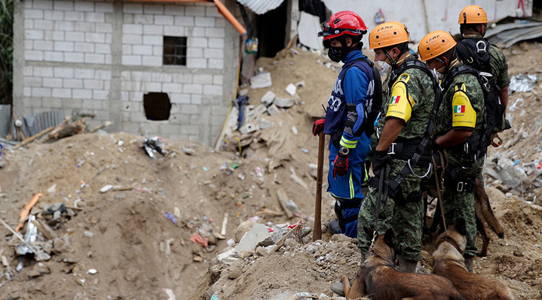 'Dead families huddled together': Guatemala uncovers mudslide victims as death toll surges