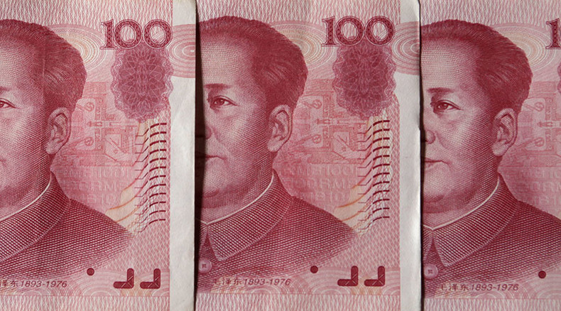 China's yuan joins top 4 global currencies