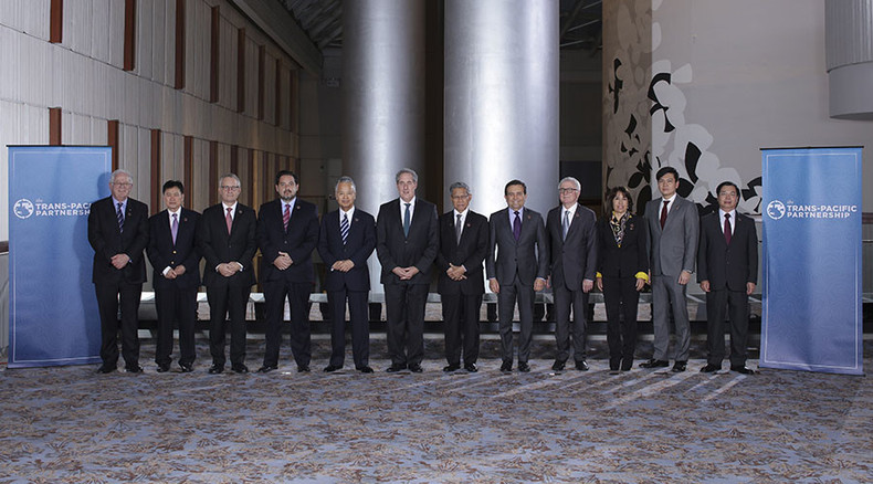 TPP deal: Why so much secrecy?