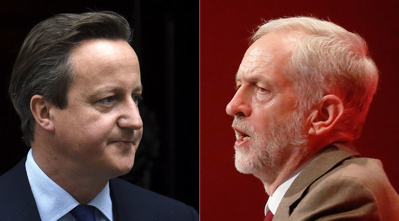 'Corbyn doesn't understand ISIS threat' – Cameron
