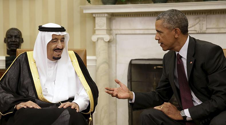 Saudi Arabia paying to keep image good in US