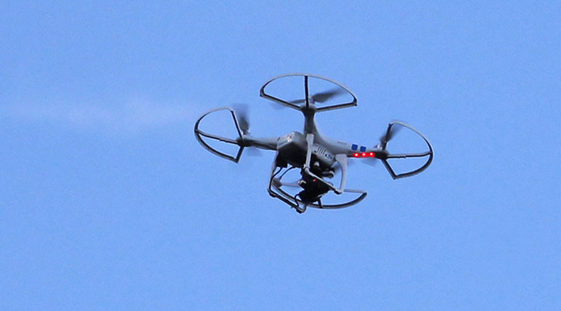 Bots to the rescue? Drones may save the planet by bombing it with seed pods