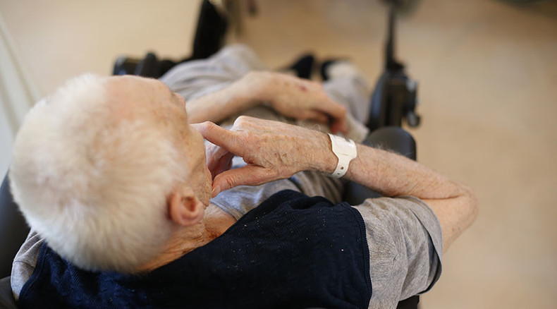 Cuts to 'bare bones' social services force elderly to go hungry