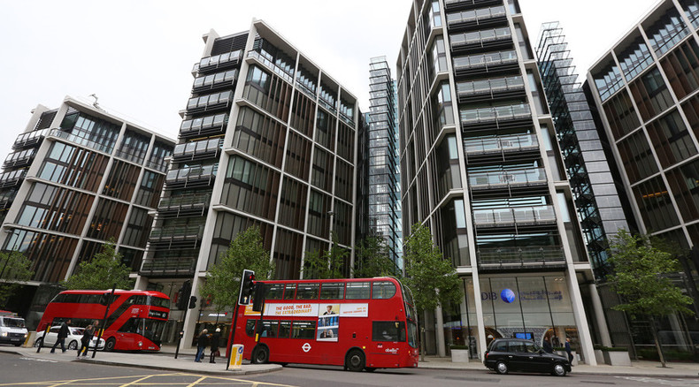London leads world's luxury property market