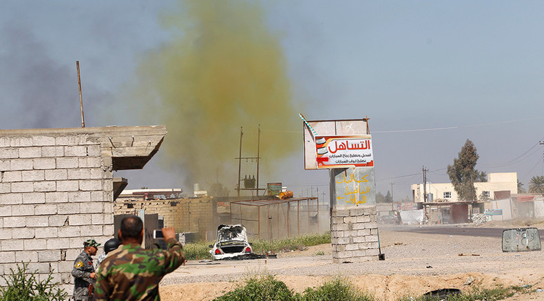 'ISIS used chemical weapons in Iraq in August': Kurds cite blood tests