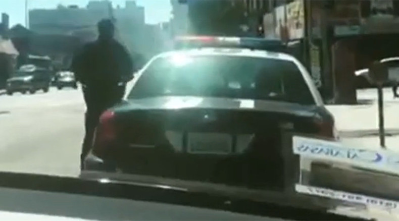 '90s rappers post video of cop-stalking as stunt to make comeback, get arrested instead