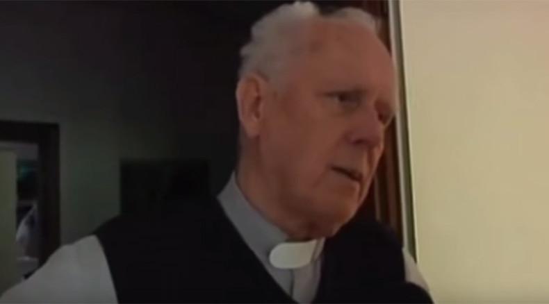 Catholic priest suspended for defending pedophilia on Italian TV