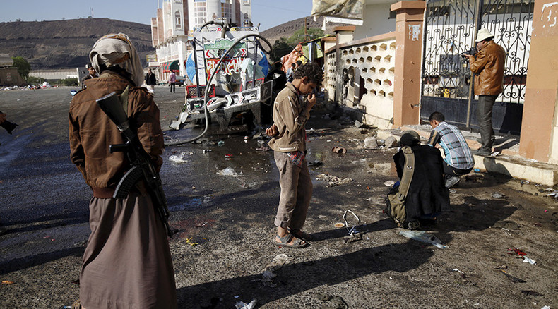 Up to 51 feared killed in Saudi-led airstrike at Yemeni wedding