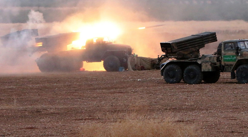Syrian armed forces launch large-scale offensive against ISIS - Syrian General Staff