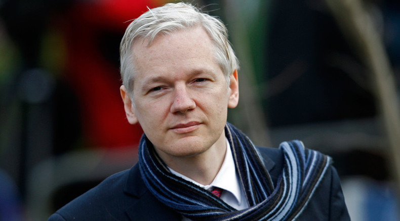 Julian Assange: 'Snowden, I and Kim Dotcom all assigned same prosecutor in Virginia'