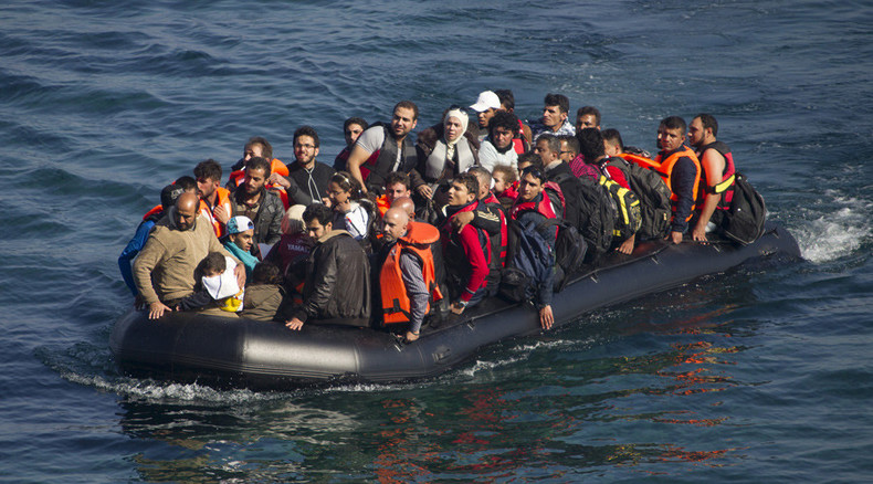 Britain withdraws Mediterranean rescue boats despite ongoing refugee crisis