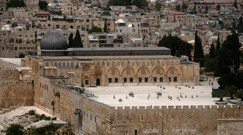 Israeli police ban Palestinian men under 50 from entering Al-Aqsa