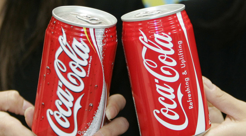 Coca-Cola 'trying to manipulate public' on sugar-obesity link
