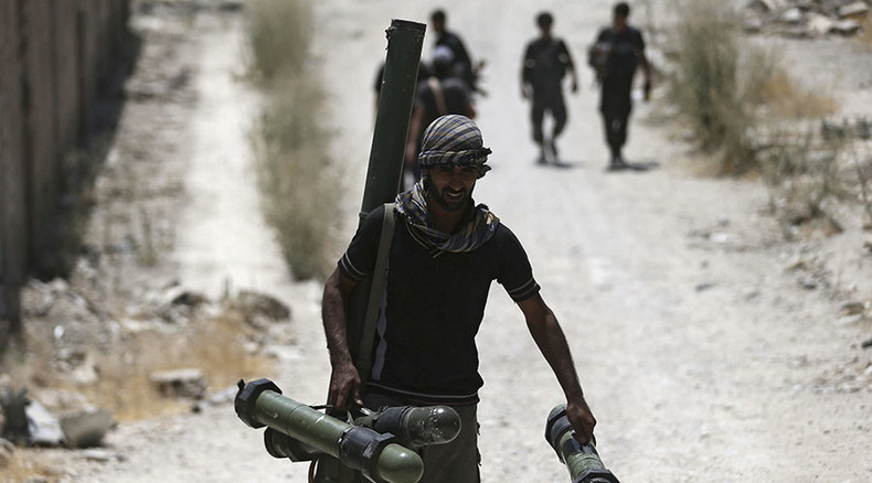 Washington to overhaul its failed training program for Syrian rebels