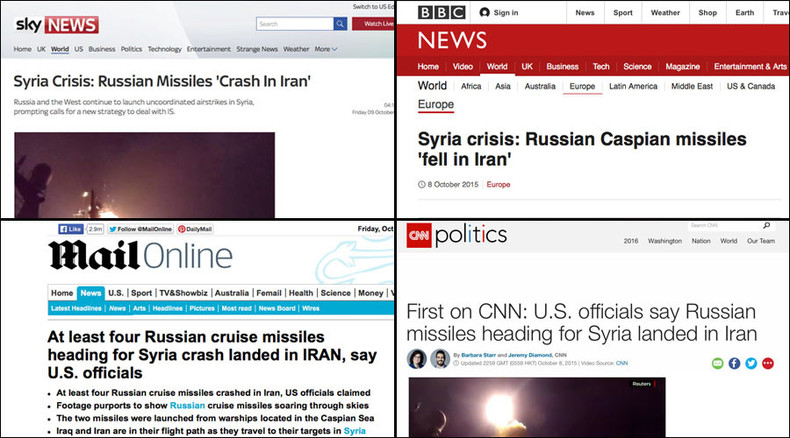 'Pics or didn't happen': Internet reacts to 'Russian missiles crash in Iran' report
