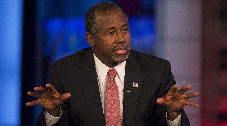 Carson under fire over comment on Nazi gun control and Holocaust