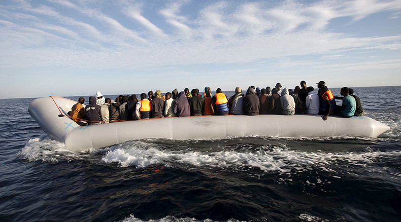 UN approves EU plan to use military force against migrant traffickers