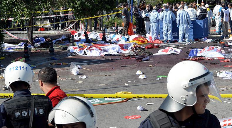Turkey mourns dozens of deadly blast victims