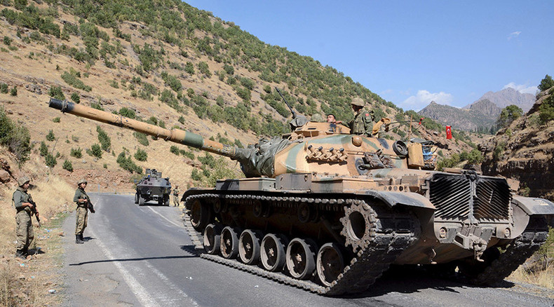 Turkish struggle against Islamic State has been 'a ticking time bomb'