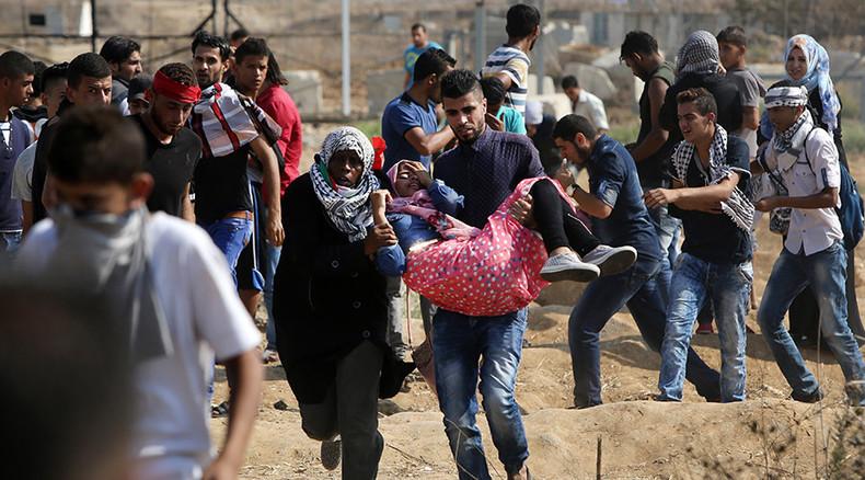 Escalating Israeli-Palestinian violence