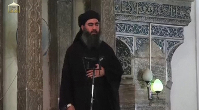 ISIS leader al-Baghdadi injured in Iraqi airstrike on terrorist convoy