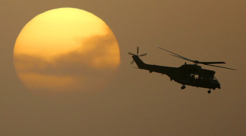 2 Brits, 2 US, 1 French service personnel killed in Afghanistan helicopter crash
