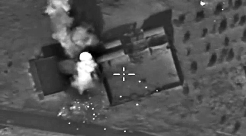 Combat report: Russian jets strike 53 ISIS targets in last 24 hours (VIDEOS)