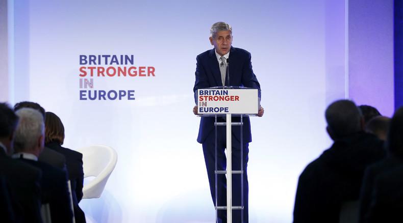 'Brexit jeopardizes UK economy': Pro-EU campaign launched