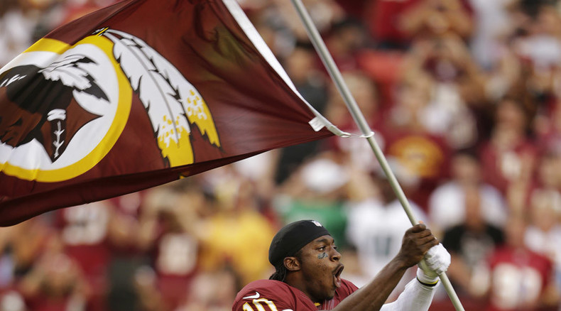 "California bans ""Redskins"" name from public school sports teams"